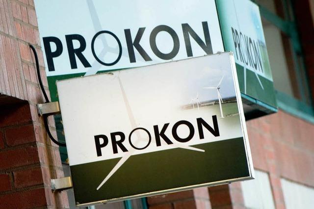 Windkraft-Unternehmen Prokon meldet Insolvenz an