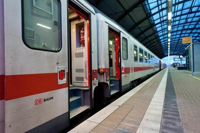 Bahnkunden dürfen ab 20 Minuten Verspätung auf IC umsteigen