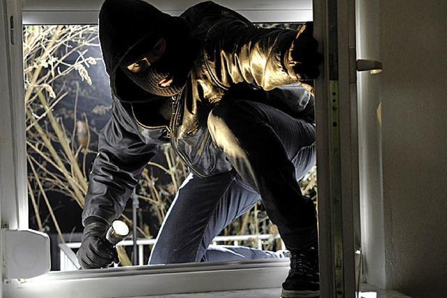 Teilerfolg bei der Einbrecherjagd im Markgräflerland