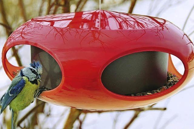Ein UFO für Meise, Fink und Co.