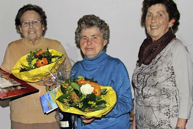 Das Burkheimer Altenwerk organisiert viele Treffen