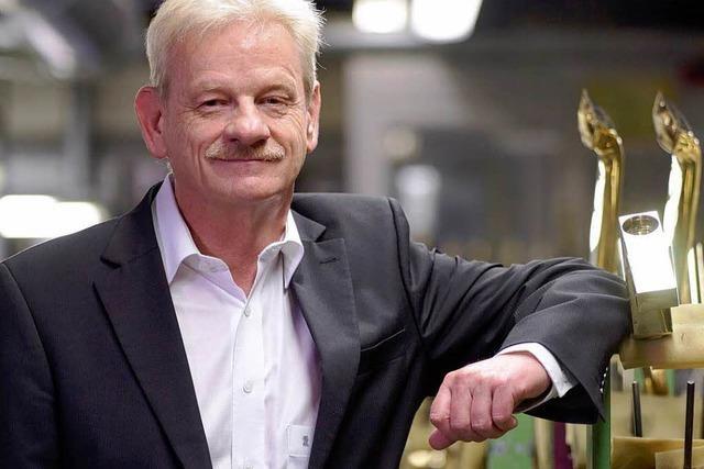 Hansgrohe-Chef Gänßlen: