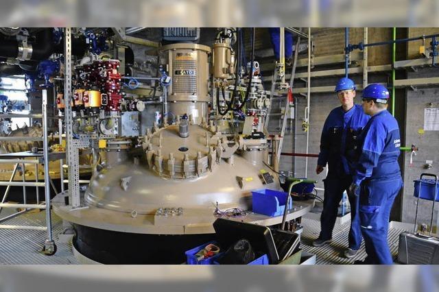 Chemieindustrie ist im Aufschwung