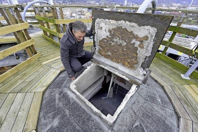 Der laue Winter spart bisher Kohle