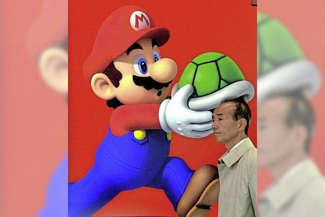 Kein Schutzschirm für Super Mario
