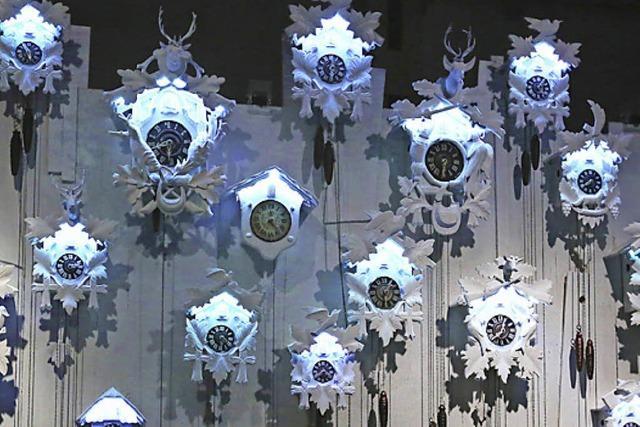 BADISCHE-ZEITUNG.DE: Konzert Der Uhren