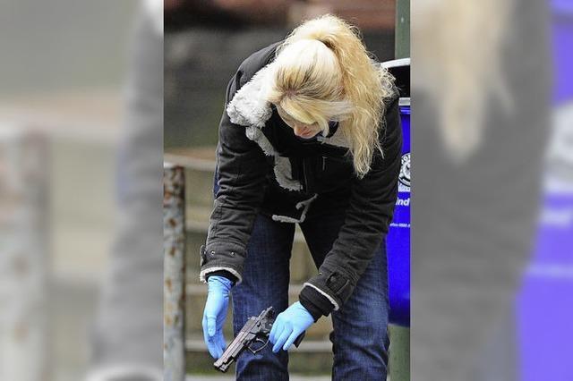 Zwei Tote bei Schießerei in Frankfurter Gericht