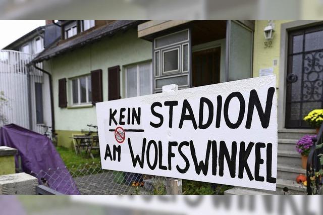 Suche nach neuem Fußballstadion entzweit Freiburg