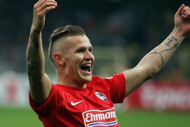 SC Freiburg gewinnt gegen Bayer Leverkusen mit 3:2