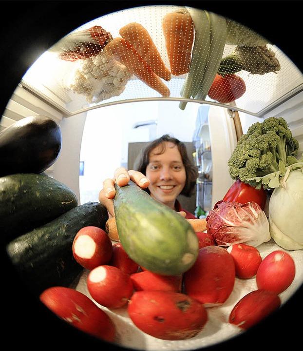 Sieht gesund aus, kann aber auch ungesunde Folgen haben: vegane Kost  | Foto: DPA Avis