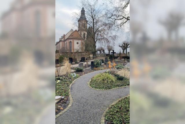 Die Bestattungskultur ist im Wandel