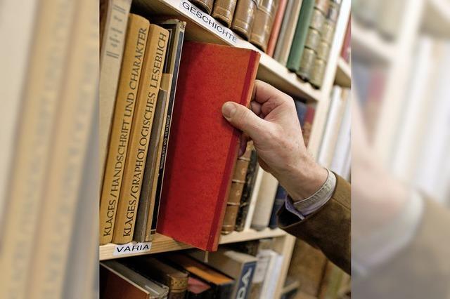 Bilanz der Stadtbibliothek liest sich gut