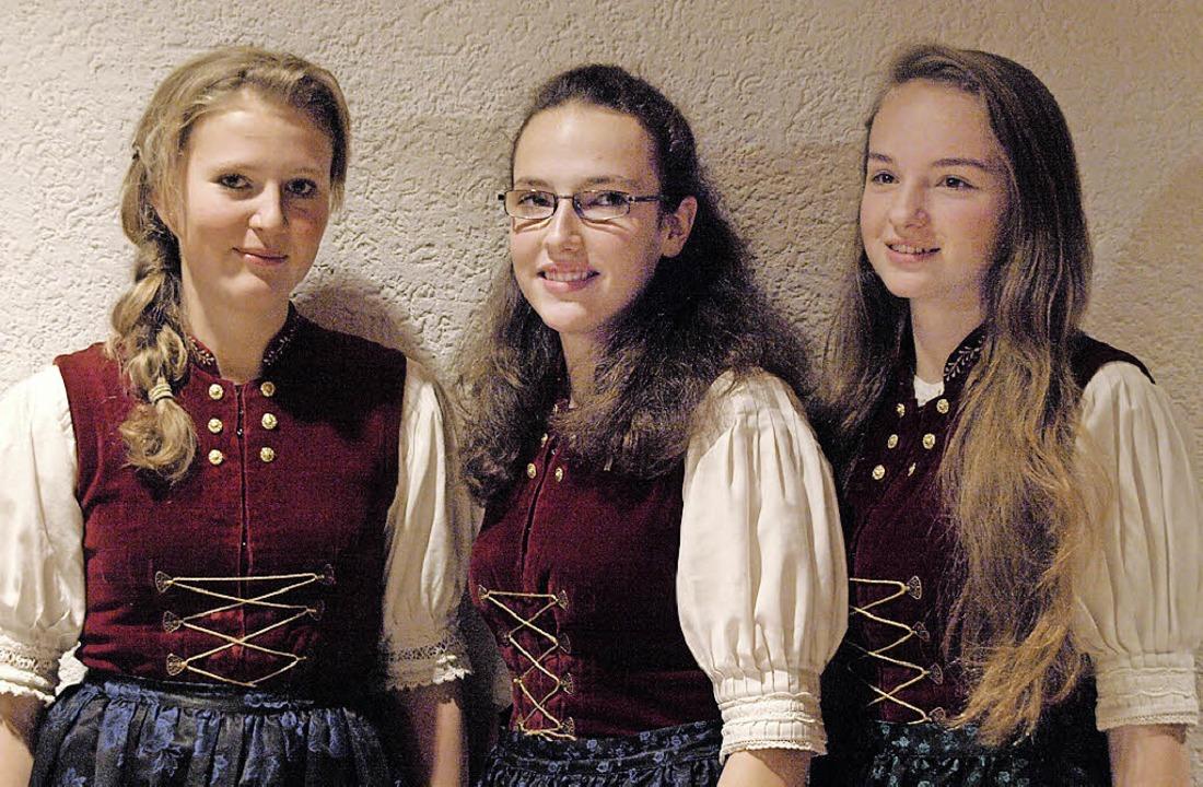 Mit Grete Leyde, Carina Ebner und Lind...s Urberg im Besitz dieser Auszeichnung  | Foto: Karin Stöckl-Steinebrunner