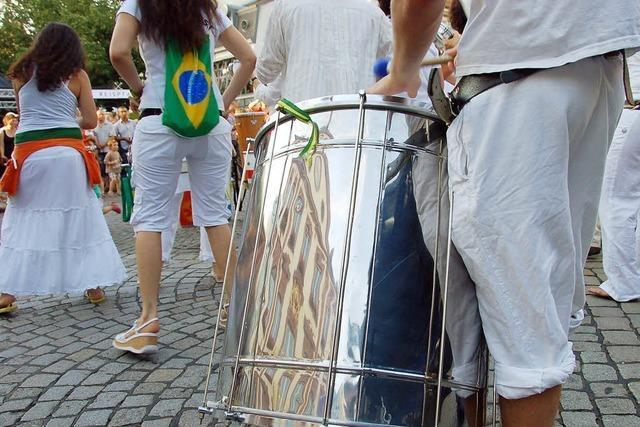 Brasilien als Rhythmusschule für Jedermann