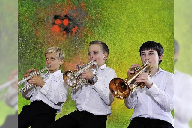 """300 junge Musikerinnen und Musiker beim Regionalwettbewerb """"Jugend musiziert"""""""