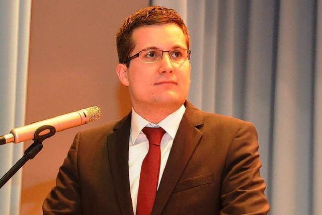 Martin Rupp gewinnt Bürgermeisterwahl in Merdingen
