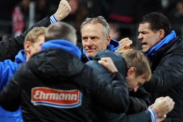 3:2 gegen Leverkusen - emotionale Eruption beim SC Freiburg