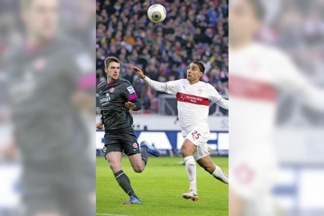 Stuttgart droht der Abstiegskampf