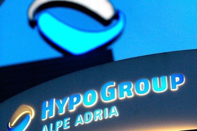 Die Anklage-Bank: Prozess um Hypo Alpe Adria beginnt