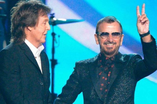 Grammys: Macklemore & Ryan Lewis und Daft Punk räumen ab