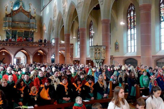 Fotos: Narrentreffen in Neustadt