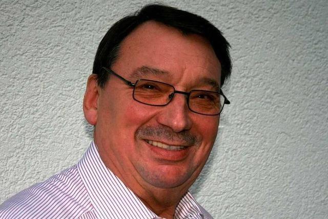Bernhard Benz – der Ottenheimer Narrenvater