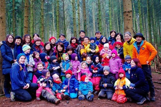 Pädagogen aus Südkorea zu Besuch in Lahr
