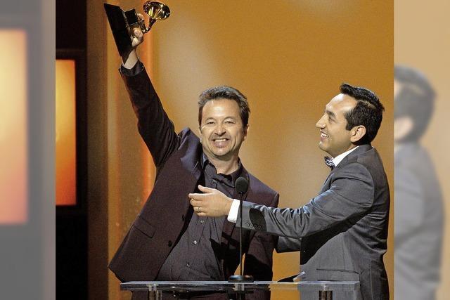 Grammy-Preisträger aus Kirchzarten