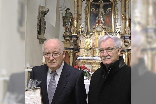 Zwei Konfessionen, sieben Dirigenten