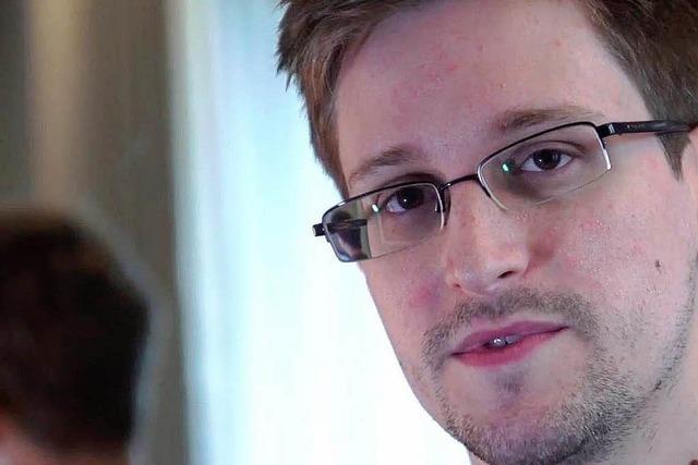 Snowden erhält weiterhin kein Asyl in Deutschland