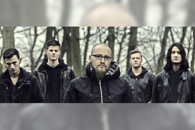 Album-Release-Konzert mit Fearce in Freiburg
