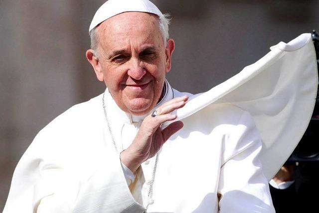 Papst Franziskus wird Titelthema des Magazins