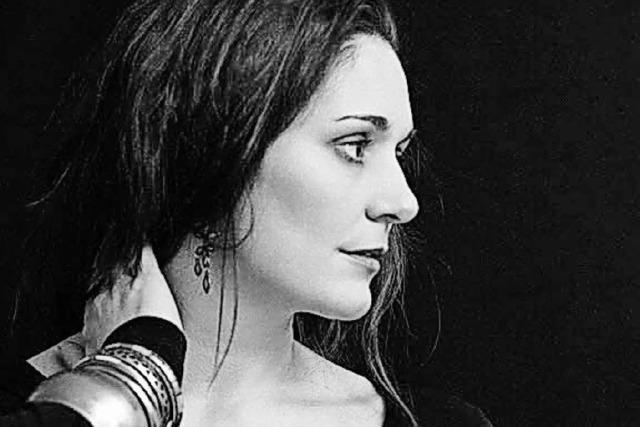 Das Quintett der Basler Sängerin Lisette Spinnler kommt nach Lörrach