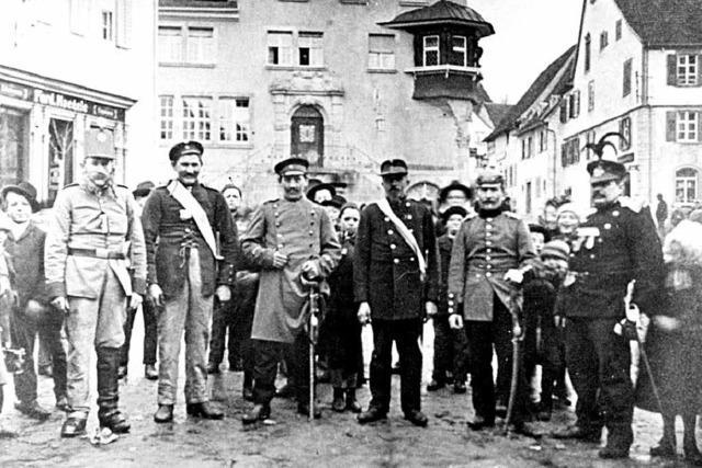 Löffinger Laternenbrüder feiern mit einem zweitägigen Fest ihr 125-jähriges Bestehen