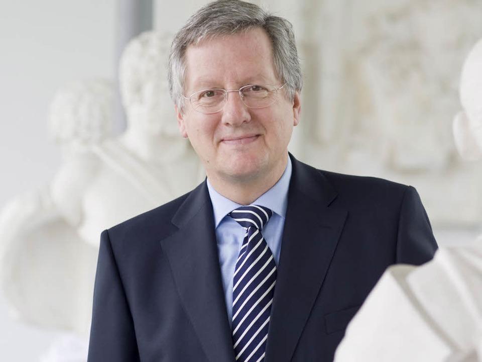 Rektor der Universität Freiburg Hans-Jochen Schiewer    Foto: Britt Schilling (Uni Freiburg)