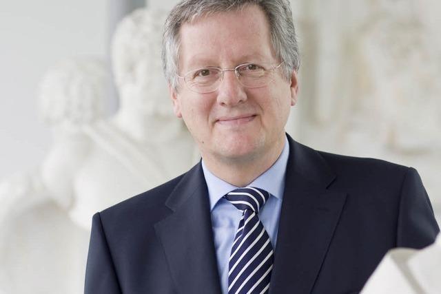 Hans-Jochen Schiewer als Rektor der Uni Freiburg wiedergewählt