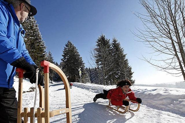 Winterfreuden im Hochschwarzwald
