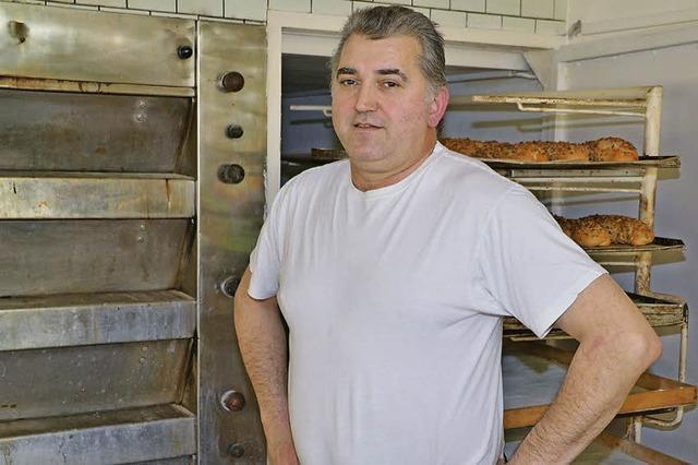 Bäckermeister Hug gibt auf