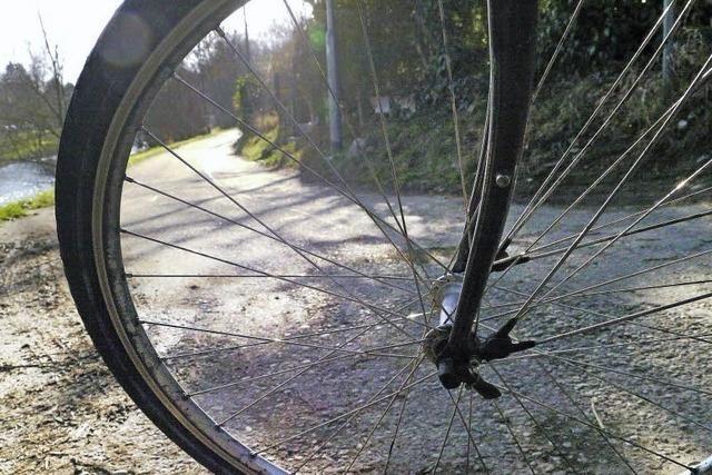 Forderungskatalog zum Radverkehr