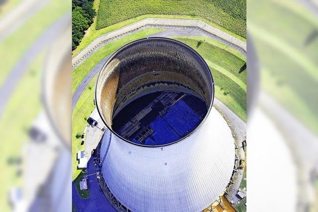Gute Noten für die Schweizer Atommeiler
