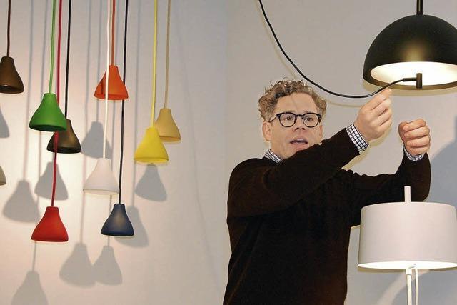 Vitra kooperiert mit dem innovativen schwedischen Leuchtenhersteller Wästberg