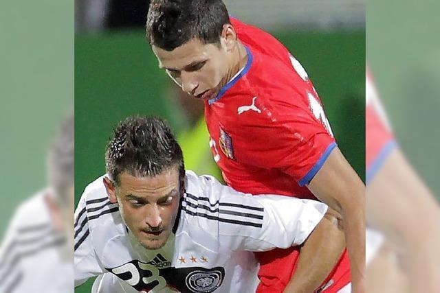 FC Basel leiht Marek Suchy von Spartak aus