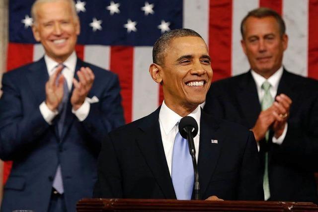 US-Präsident Obama setzt auf Kampf gegen Ungleichheit