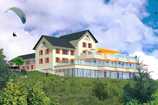 Blauenhaus: Millionenprojekt soll Hotel vor Verfall bewahren