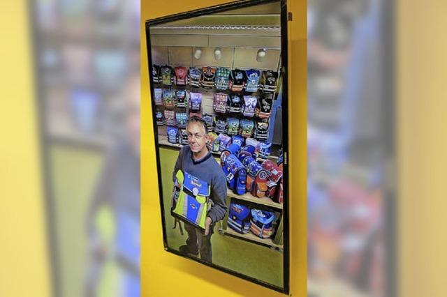 Multimediale Hilfe beim Schulranzenkauf