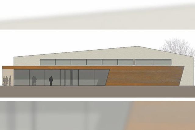 Konzept für neues Bürgerzentrum