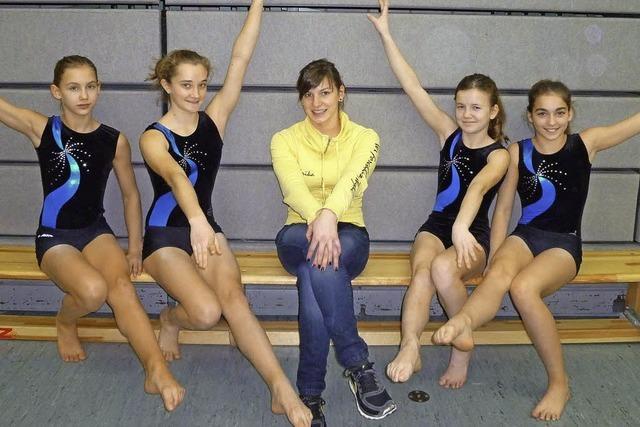 Kenzinger Turnerinnen für Landesfinale qualifiziert