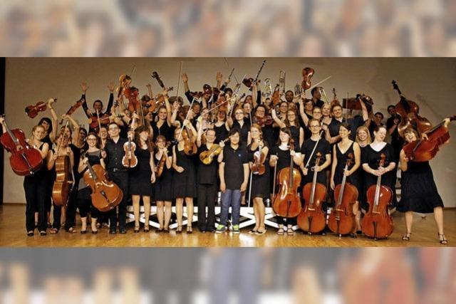 Per Tutti Orchester spielt im Bürgerhaus Zähringen