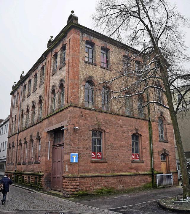 Heimat des künftigen Museums zur Stadt...Tonofenfabrik im  Lahrer Stadtzentrum.  | Foto: Christian Kramberg