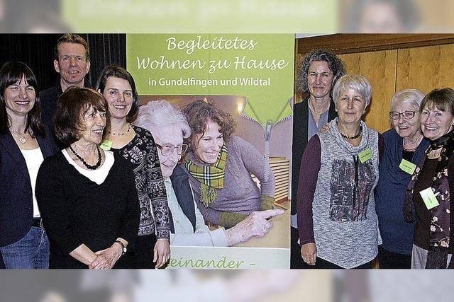 In Gundelfingen gibt es jetzt einen Besuchsdienst für Senioren